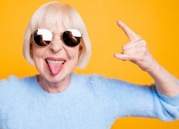 """""""למי קראתם זקנים?!"""" הרצאה לצעירים בני 65+"""